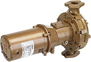 Armstrong Pumps 3/4 HP Lead Free Bronze In Line Centrifugal Hot Water Circulator Pump - H-64-1 LFB