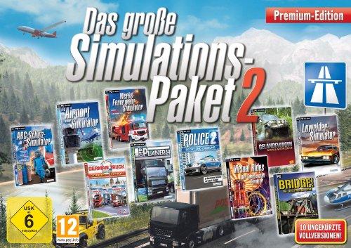 Das große Simulations-Paket 2 - Premium Edition