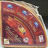45% Fett in Trocken Versand: Kühlbox inkl. Kühlakkus Hartkäse aus Kuhmilch, mit Rotkulturen gepflegte Rinde, Teig kompakt, aromatisch, kräftig, würzig im Geschmack 8 Monate gereift Tirol (Österreich)