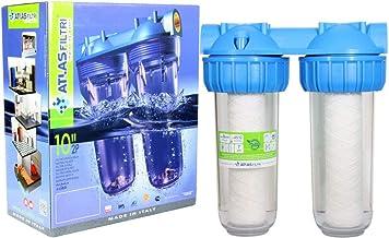 2 Stage (Duplex) In Line Water Filter