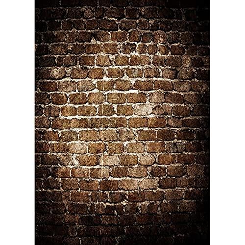 Fondo de Halloween lápida Castillo Calabaza Linterna Luna fotografía Fondo Estudio Foto apoyos A8 7x5ft / 2,1x1,5 m