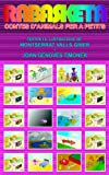 RABASKETA - CONTES D'ANIMALS PER LLEGIR-LOS ALS PETITS (Catalan Edition)