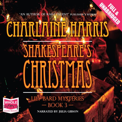 Shakespeare's Christmas audiobook cover art