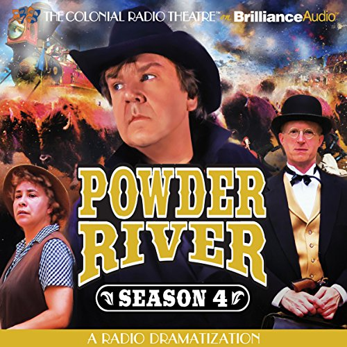 Powder River - Season Four audiobook cover art