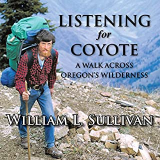 Listening for Coyote audiobook cover art