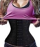 ZAIQUN Women Hot Waist Trainer Corset for Weight Loss Sport