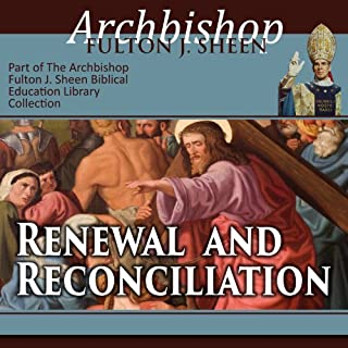 Renewal and Reconciliation audiobook cover art