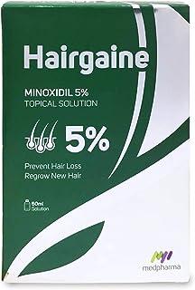 Hairgaine Minoxidil 5% Spray for Men 60mL