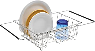 Polder Expandable in-Sink Dish Rack