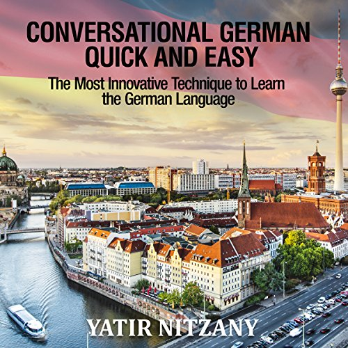 Conversational German Quick and Easy cover art