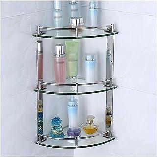 YF-SURINA Caddies de douche étagère étagères de salle de bain Caddies de douche panier de bain étagère de rangement mural ...