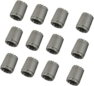 12Pcs Tpms Nylon Wheel Tire Valve Stem Caps Cover Kit For Car Truck Motorcycle Replacement Parts Dropshipping