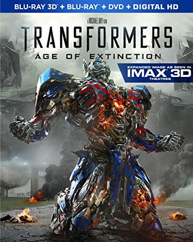 Transformers: Age of Extinction [USA] [Blu-ray]
