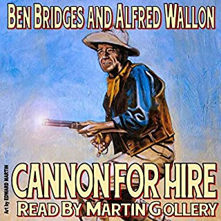 Cannon for Hire cover art