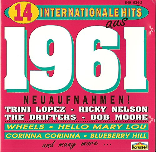 incl. Hello Mary Lou (Compilation CD, 14 Tracks)