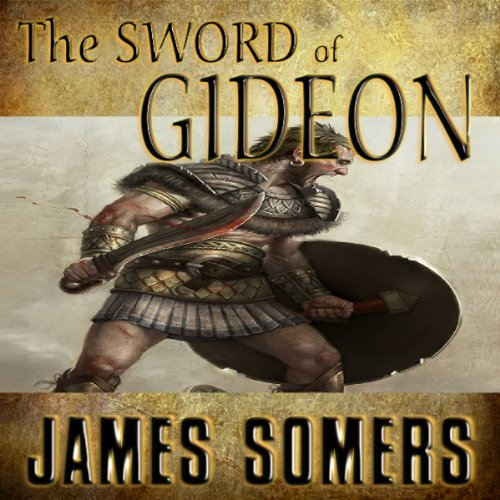 The Sword of Gideon audiobook cover art