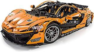 Sports Car Building Set, 1:8 Super Sport Car Static Model, 3228 Pcs Building Blocks, Best Birthday Gifts for Kids, Compati...