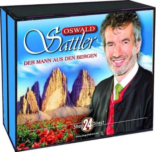 Oswald Sattler - Der Mann aus den Bergen - 4 CDs - Aus der TV-Werbung!
