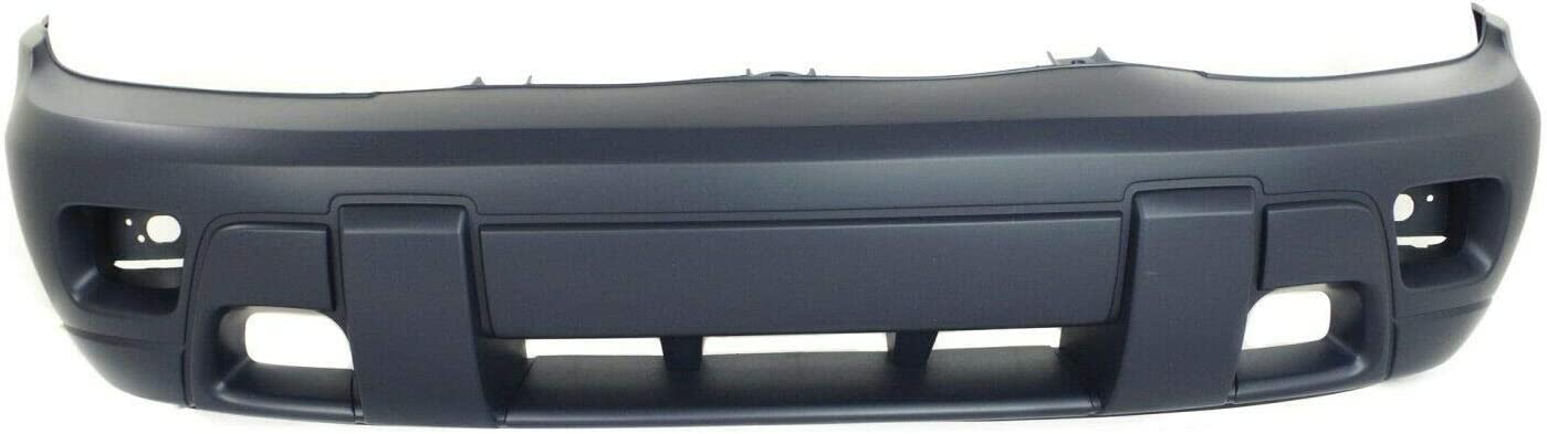 HAIHUA Front Bumper Cover for Utilit 2002-2005 Free shipping Sport Trailblazer Deluxe