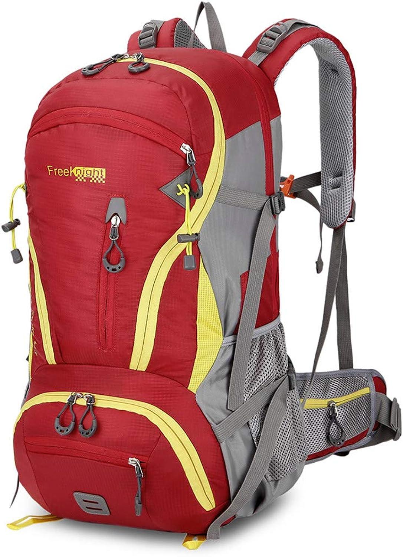 HY&Oudorts Outdoor-Rucksack wasserdicht Klettern Camping Wandern Rucksack für die Reise