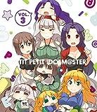 ぷちます!! -プチプチ・アイドルマスター- Vol.3【Blu-ray】[MFXT-0022][Blu-ray/ブルーレイ]