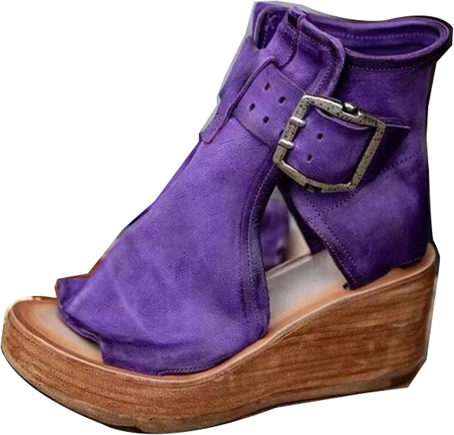 Women Ranking TOP10 Rome Gladiator Wedges Ranking TOP4 Sandals Peep An Classic Toe High-top