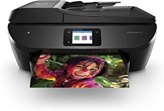 HP ENVY Photo 7855 All in One Photo Printer with Wireless Printing, HP Instant Ink or..