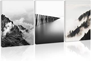 Best canvas wall art lake Reviews