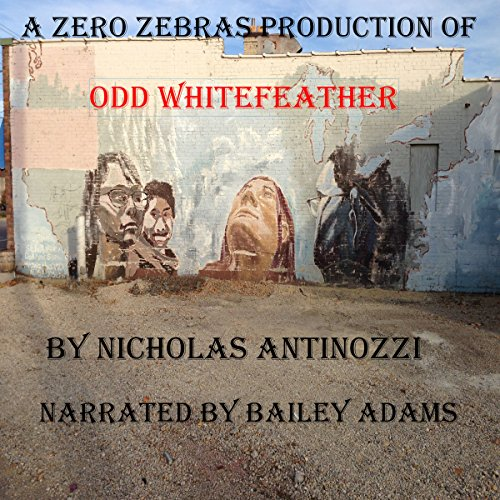 Odd Whitefeather audiobook cover art