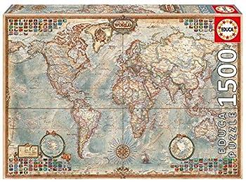 Best 1500 world map Reviews