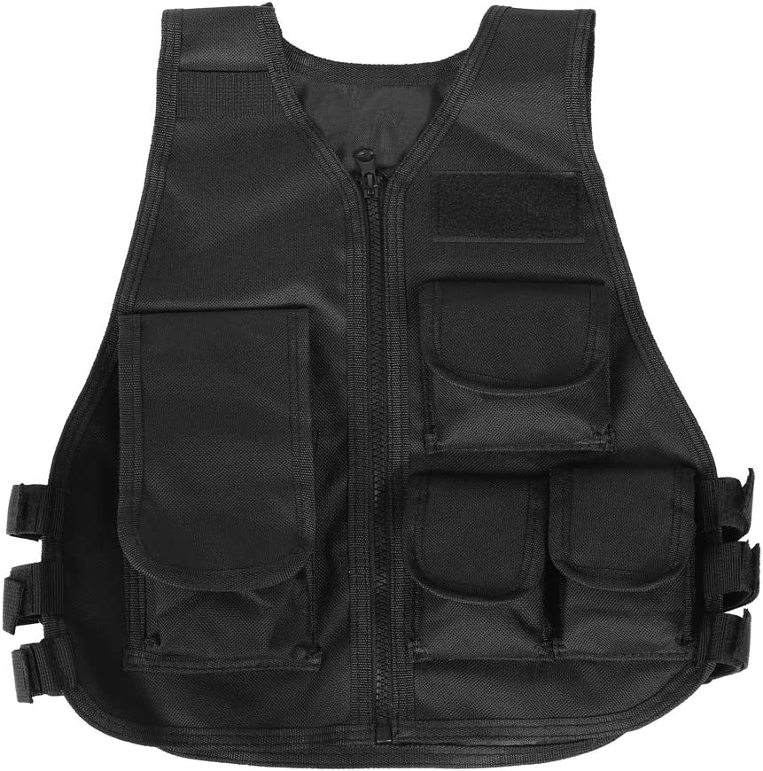 Tactical Don't miss the campaign Vest for Adults Shooting trend rank Adult Hunting Adjustable