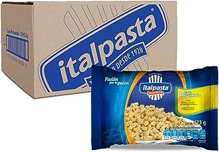 Italpasta Codo Prezzemolo, Fácil Preparación, 423 g, 12 Paquetes