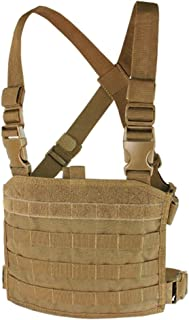 Condor Tactical Modular Chest Panel - Coyote Brown