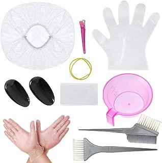 hair dye brush applicator