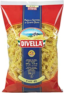 Divella Fusilli 40 Pasta 16 oz