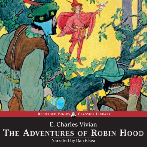 The Adventures of Robin Hood cover art