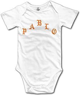 Unisex Kanyewest Life Pablo Pop Up NYC Baby Onesie