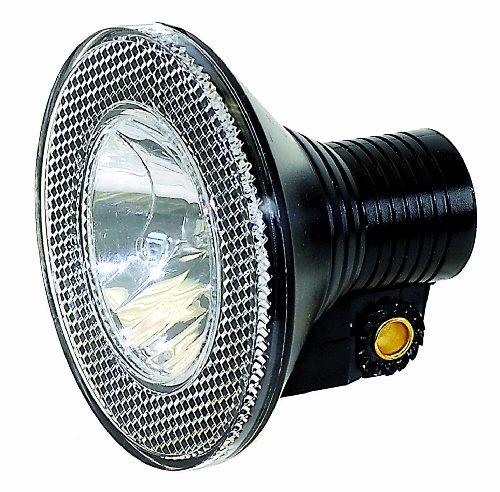 Anlun halogeen koplamp, zwart