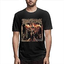 SUNPOPGNW Cradle of Filth Fashion Design T-Shirt for Man Black