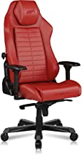 DXRacer Master Module Gaming Chair Office Executive Computer Seat with Sliding Headrest Integrated Adjustable Lumbar Suppo...