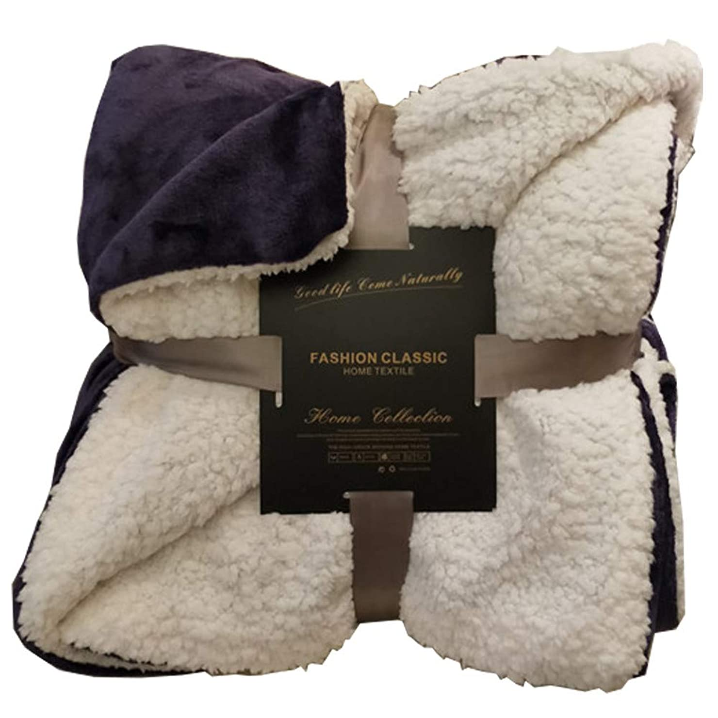 すなわち十チャップMaji 毛布 シングル 2枚合わせ 暖かい 厚手 保温 ひざ掛け ふわふわ コーラルフリース 大判 両面起毛 大きいサイズ 秋冬 肌触り良い