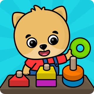 Learning games for toddlers 2-4