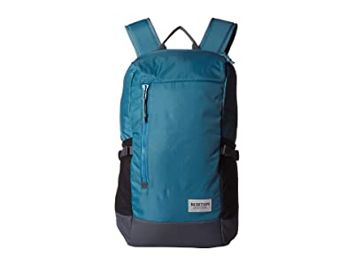 Burton Prospect 2.0 Backpack (Storm Blue Crinkle) Backpack Bags