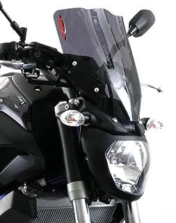 Powerbronze 430-U156-002 dark tint 330mm Fly Screen to fit Yamaha FZ-07
