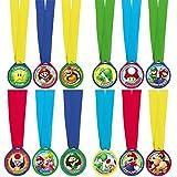 Amscan International Super Mario Party-Reihe, Mehrfarbig, Einheitsgröße