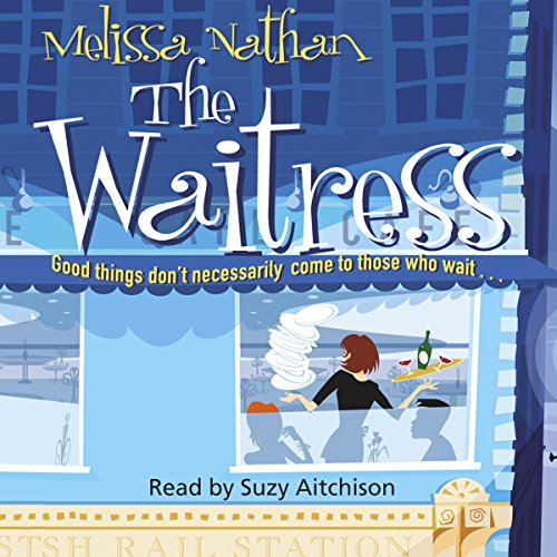 The Waitress audiobook cover art