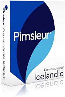 Pimsleur Icelandic Conversational Course   Level 1 Lessons 1-16 CD: Learn to Speak and Understand Icelandic with Pimsleur Language Programs (1)