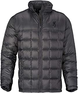 Browning Jacket, Windy Mountain,Down,Char,S