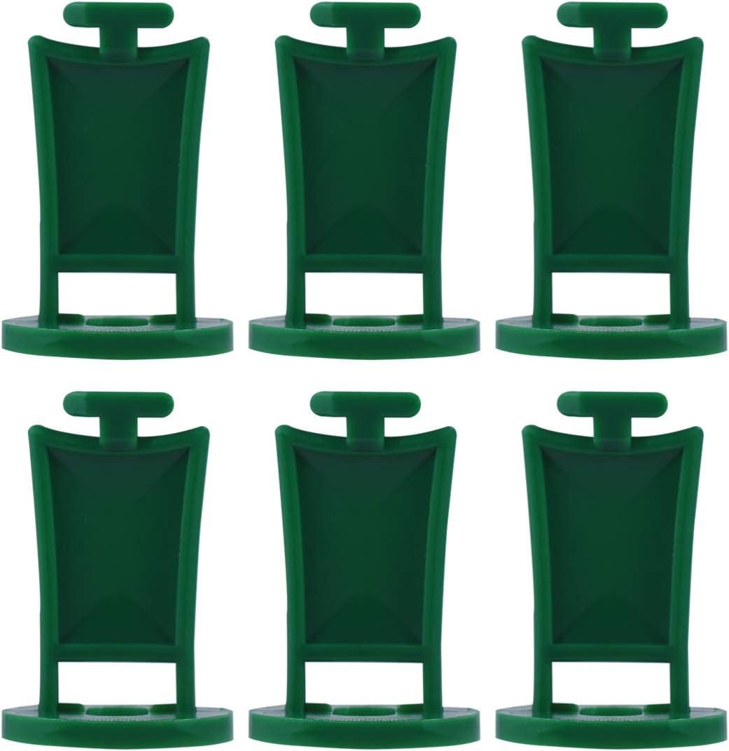 Cabilock favorite Cheap mail order specialty store 50pcs Plastic Greenhouse Hooks Plant Flower Gre Hangers