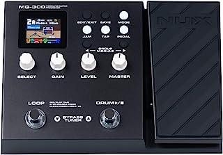 NUX MG-300 Multi Effects Pedal TSAC-HD Pre-Effects,Amp...
